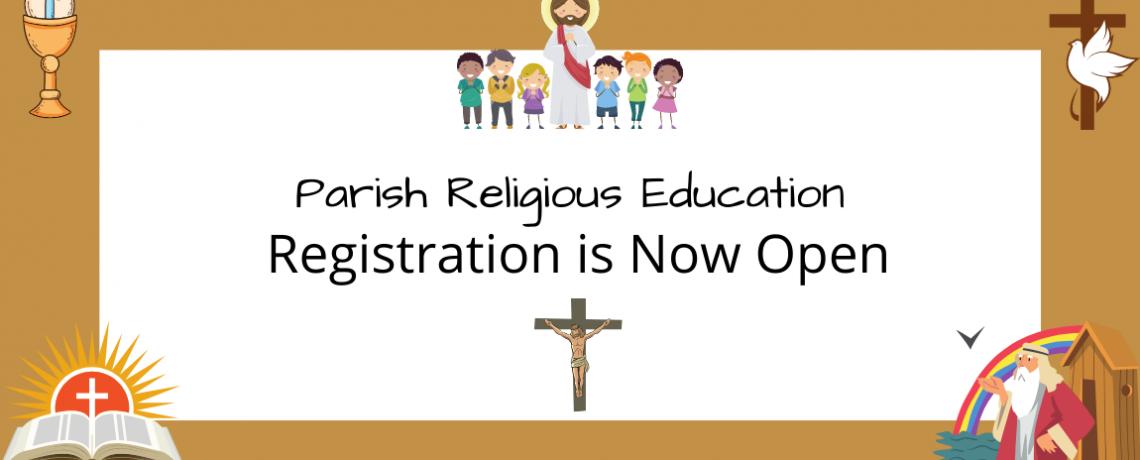 PRE Registration is Now Open