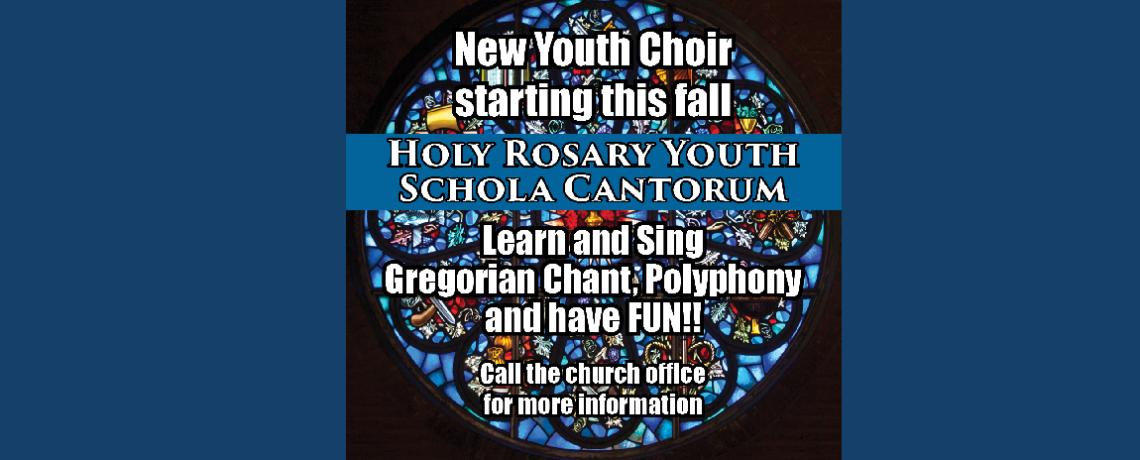New Youth Choir
